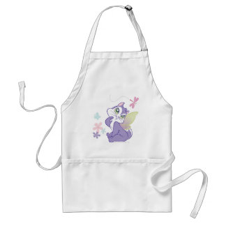 Pussyfoot Dragonfly Kitty Adult Apron