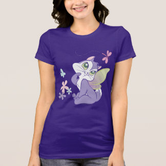 Pussyfoot Dragonfly Kitty T-Shirt