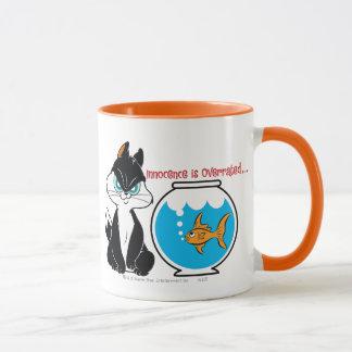 Pussyfoot Grumpy Kitty Mug
