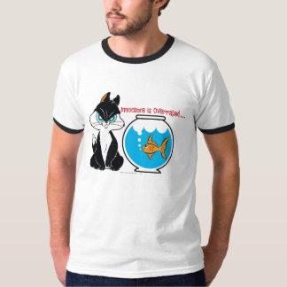 Pussyfoot Grumpy Kitty T-shirt