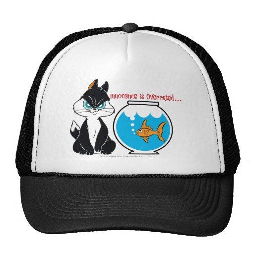 Pussyfoot Grumpy Kitty Trucker Hat