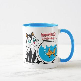 Pussyfoot Innocence is Overrated Mug