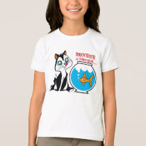 Pussyfoot Innocence is Overrated T-Shirt
