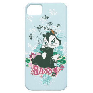 Pussyfoot Sassy iPhone 5 Case