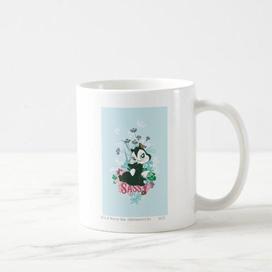 Pussyfoot Sassy Coffee Mug