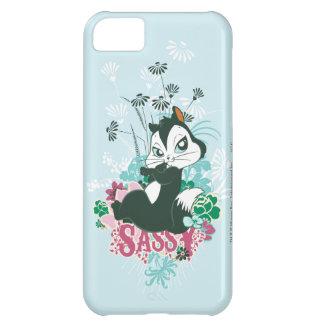 Pussyfoot Sassy iPhone 5C Case