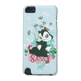 Pussyfoot Sassy iPod Touch 5G Cover