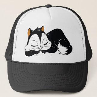 Pussyfoot Sleepy Kitty Trucker Hat