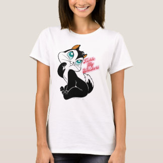 Pussyfoot Tickle My Whiskers T-Shirt