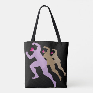 Pussyhats Resist and Act Tote Bag