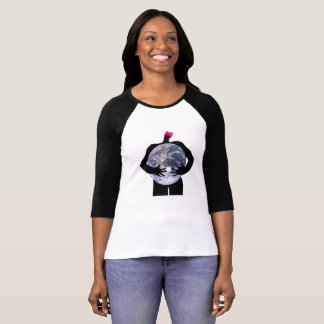 Pussyhats unite the world! T-Shirt