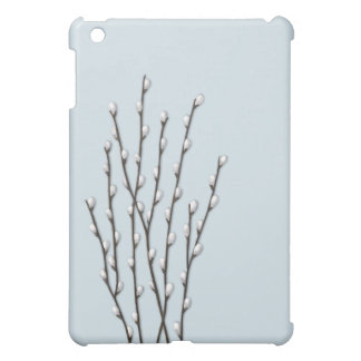 Pussywillow Branches iPad Mini Case | Custom Color