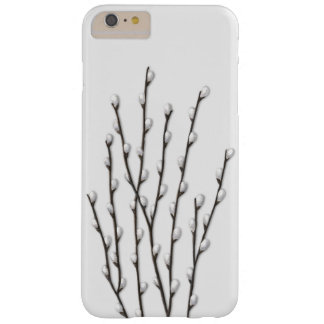 Pussywillow Branches Nature Art iPhone 6 Plus Case