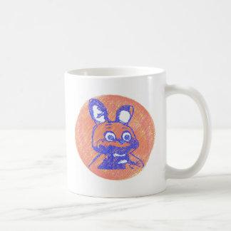 Put a bunny on it coffee mug
