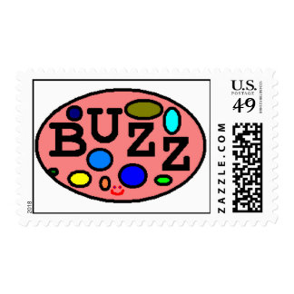 Put a BUZZ on the Mail! Postage
