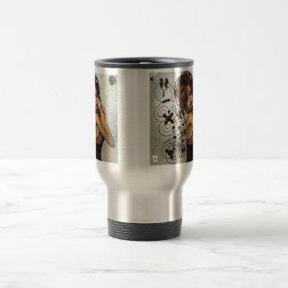 Put a Little Sparkle into Your Life Travel Mug