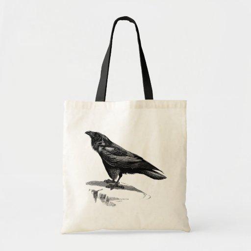 Put a Raven on It Tote Bag
