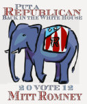 Put a Republican back in the White House T Shirt