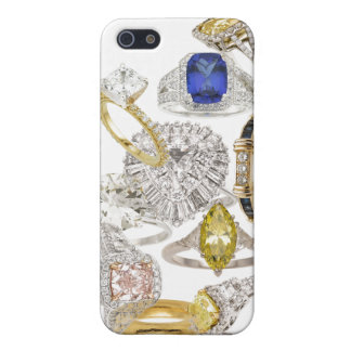 Put A Ring On It Engagement Wedding Jewelry Bling Case For iPhone SE/5/5s