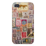 Put a Stamp on it! iPhone 4/4S Cases