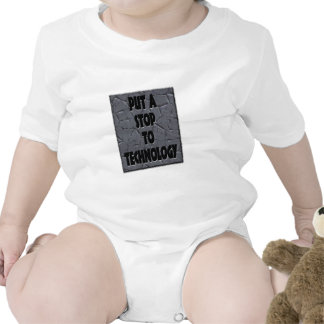 PUT A STOP TO TECHNOLOGY BODYSUITS
