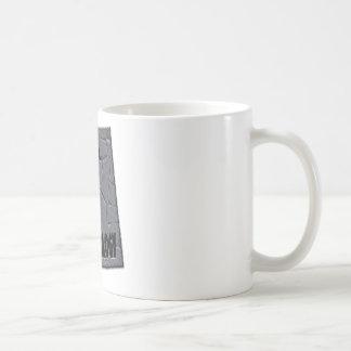 PUT A STOP TO TECHNOLOGY CLASSIC WHITE COFFEE MUG