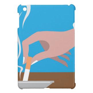 Put cigarette down iPad mini cases