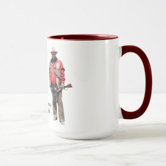PUT DOWN THE BANJO MUG