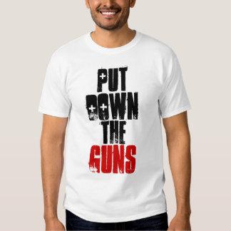 Put Down the Guns T-Shirt
