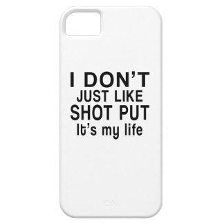 PUT ES MI VIDA FUNDA PARA iPhone 5 BARELY THERE