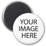 Put Image Text Logo Here Create Make My Own Design 2 Inch Round Magnet