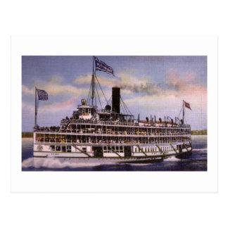 Put-In-Bay - Detroit Ship Building Co. Postcard