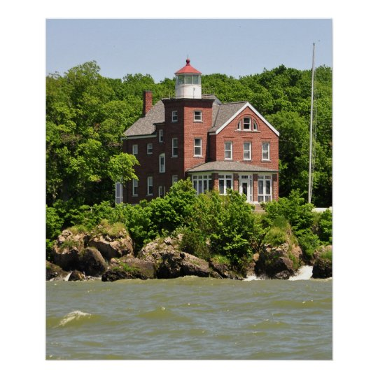 Put-in-Bay lighthouse Poster