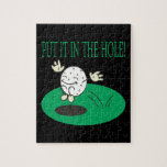 Put It In The Hole Puzzles