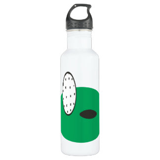 Put It In The Hole Stainless Steel Water Bottle
