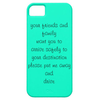 put me away case iPhone 5 cover