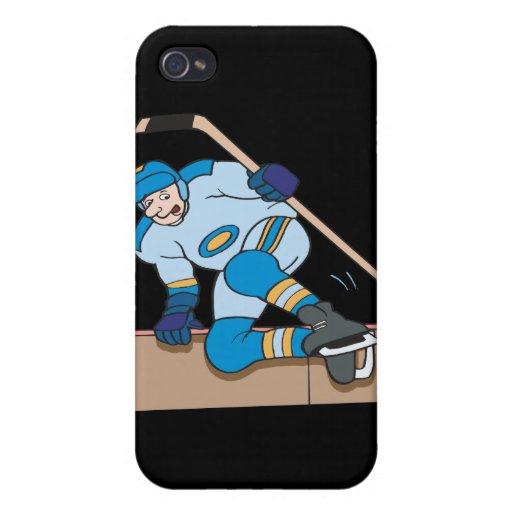Put Me In Coach iPhone 4/4S Cover