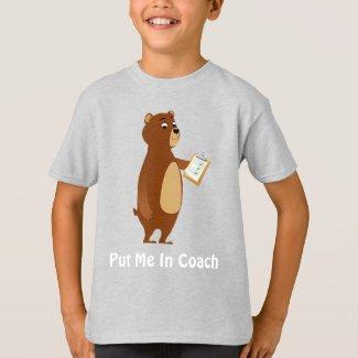Put Me In Coach T-Shirt