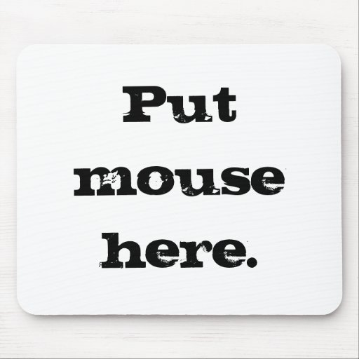 can you put a mouse pad in the washing machine