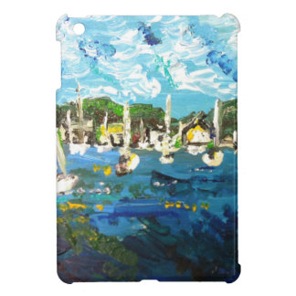 Put-n-Bay Island Boat Painting Case For The iPad Mini