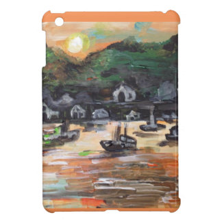 Put-N-Bay Painting #3 iPad Mini Case