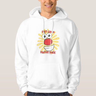 Put on a Happy Face Hoodie