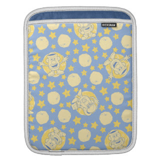 Put on a Happy Face iPad Sleeves
