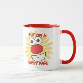 Put on a Happy Face Mug