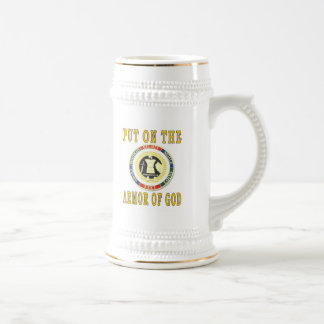 PUT ON THE BEER STEIN