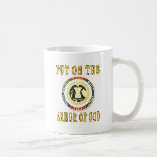 PUT ON THE COFFEE MUG