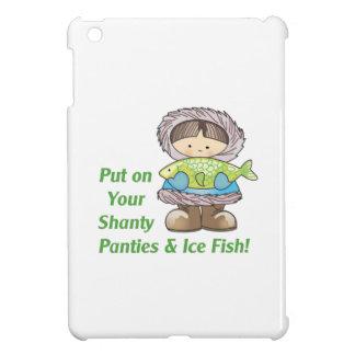 Put On Your Ice Fish! iPad Mini Cover