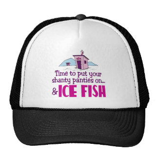 Put on Your Shanty Panties Trucker Hat