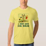 Put Out For Birds (kids) Tee Shirt