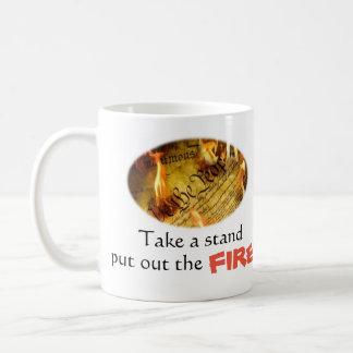 Put out the Fire Mug